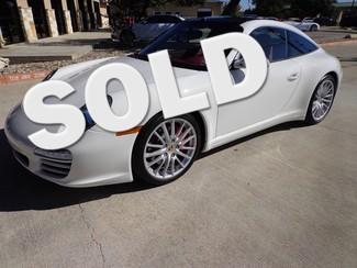 2011 Porsche 911 Targa 4S Austin , Texas