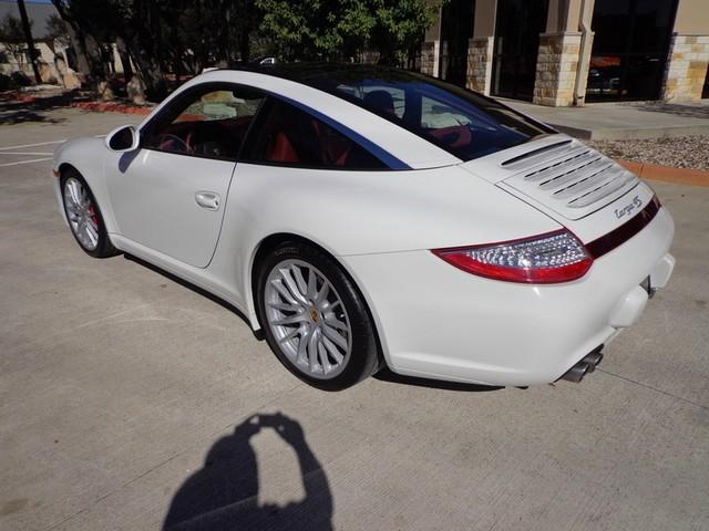 2011 Porsche 911 Targa 4S Austin , Texas 2
