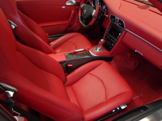2011 Porsche 911 Targa 4S Austin , Texas 20