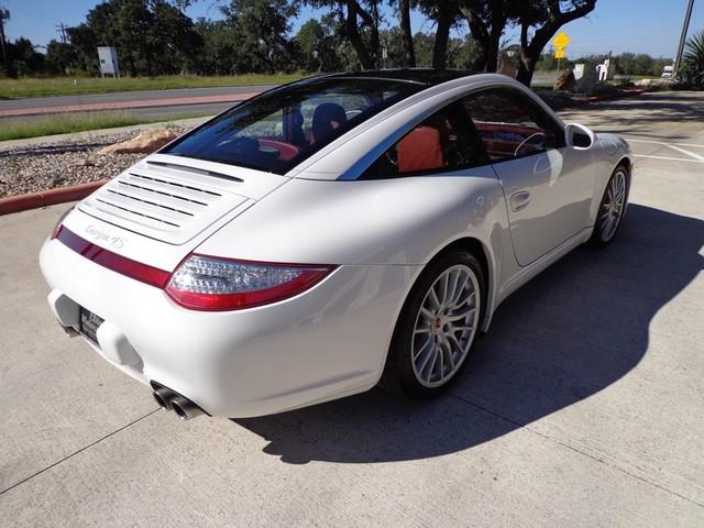 2011 Porsche 911 Targa 4S Austin , Texas 3