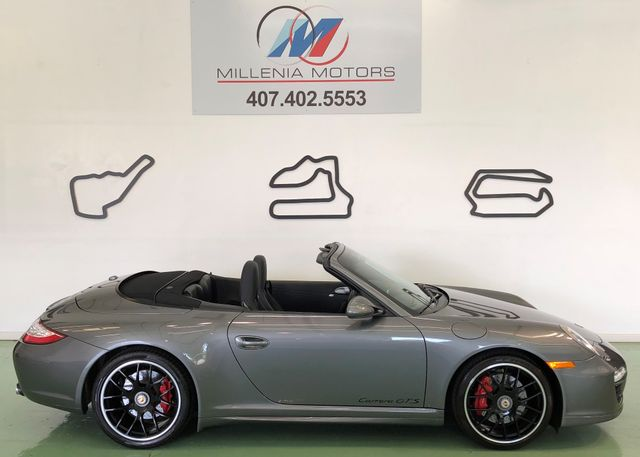 2011 Porsche 911 Carrera GTS Longwood, FL 11