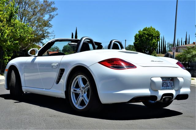 2011 Porsche Boxster Reseda, CA 2
