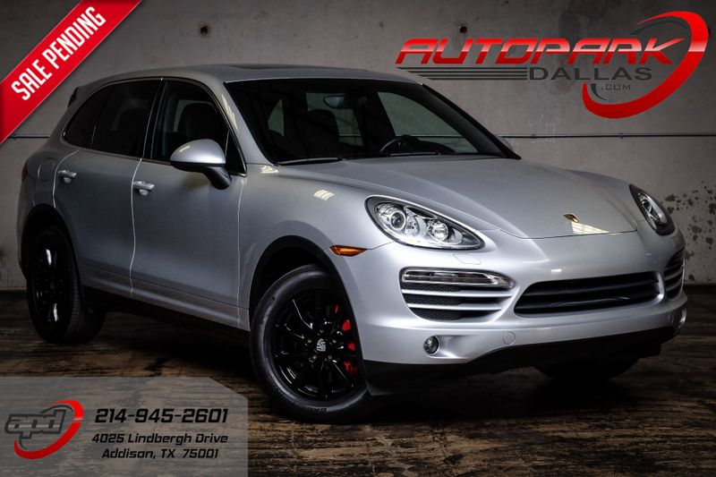 2011 Porsche Cayenne  in Addison TX