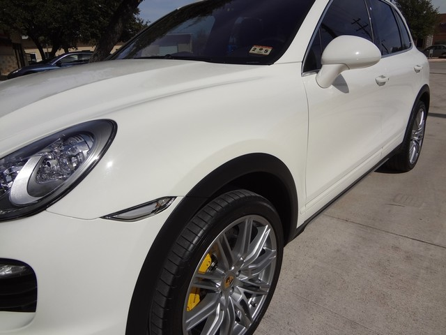 2011 Porsche Cayenne Turbo Austin , Texas 9