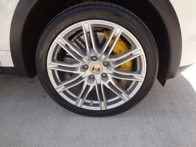 2011 Porsche Cayenne Turbo Austin , Texas 10