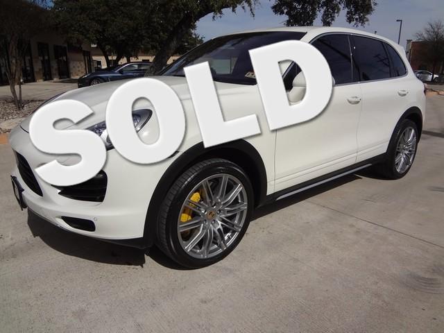 2011 Porsche Cayenne Turbo Austin , Texas 0