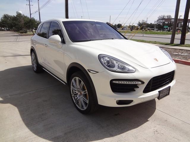 2011 Porsche Cayenne Turbo Austin , Texas 6