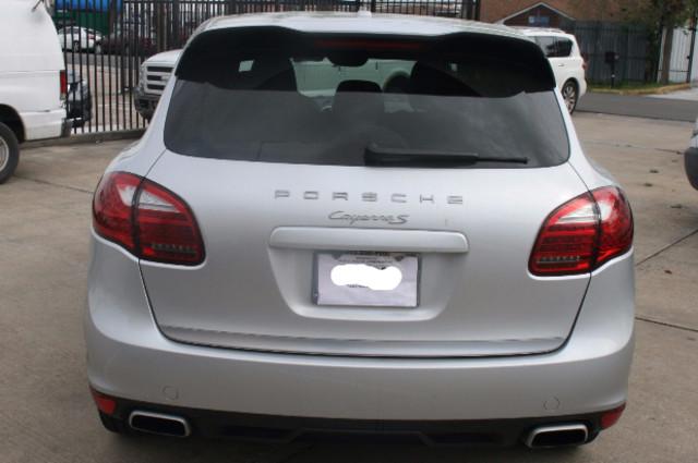 2011 Porsche Cayenne S Houston, Texas 3