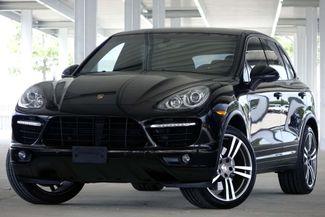 2011 Porsche Cayenne Turbo * 21s * BURMESTER * Keyless * AC SEATS * PTV Plano, Texas 1