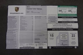 2011 Porsche Cayenne Turbo * 21s * BURMESTER * Keyless * AC SEATS * PTV Plano, Texas 49