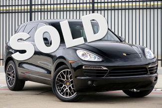 2011 Porsche Cayenne 20's * NAVI * Sunroof * XENONS * AC Seats * LOADED Plano, Texas