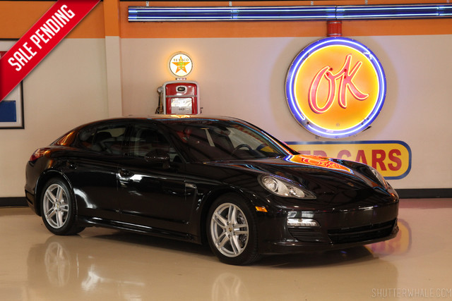 2011 Porsche Panamera This Carfax 1-Owner 2011 Porsche Panamera is in great shape with only 40 596