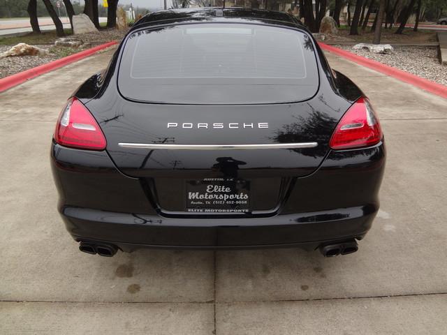 2011 Porsche Panamera S Austin , Texas 4