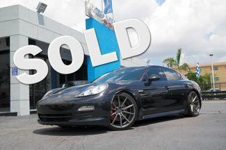 2011 Porsche Panamera 4 Hialeah, Florida