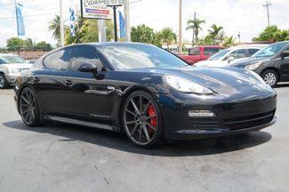 2011 Porsche Panamera 4 Hialeah, Florida 2