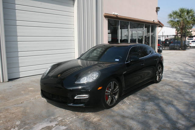 2011 Porsche Panamera Turbo Houston, Texas 1