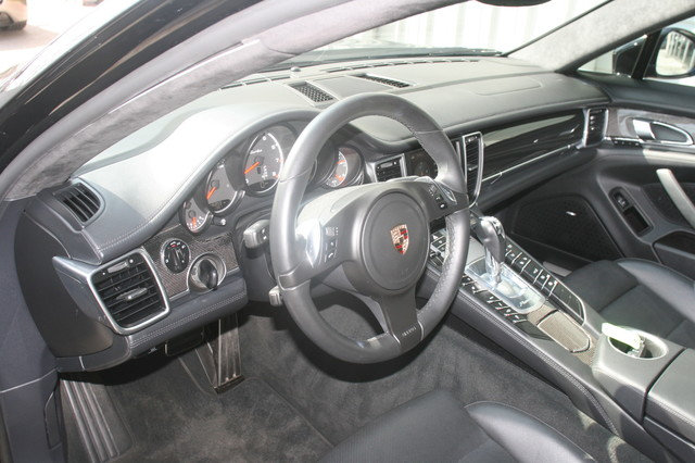 2011 Porsche Panamera Turbo Houston, Texas 11