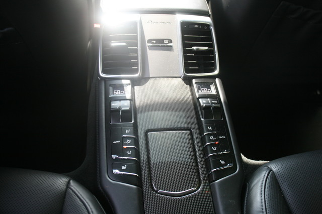 2011 Porsche Panamera Turbo Houston, Texas 14