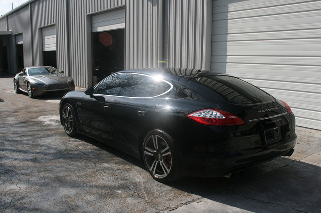 2011 Porsche Panamera Turbo Houston, Texas 3