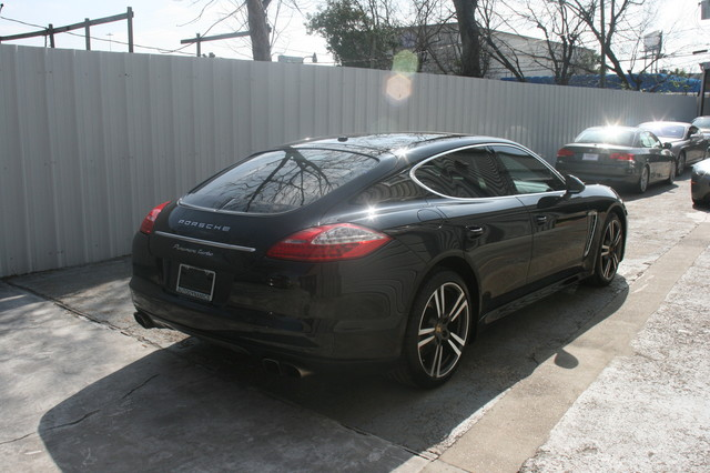 2011 Porsche Panamera Turbo Houston, Texas 4