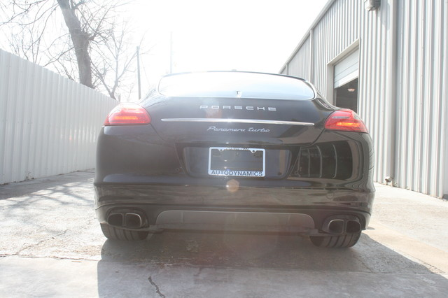2011 Porsche Panamera Turbo Houston, Texas 5