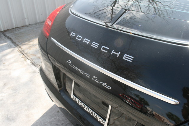 2011 Porsche Panamera Turbo Houston, Texas 6
