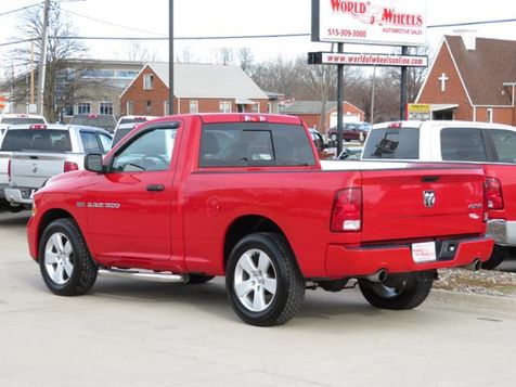 2011 Ram 1500 4WD Reg Cab SHORTBOX in Des Moines, IA
