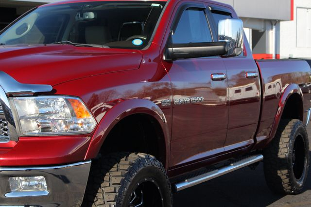 2011 Ram 1500 Laramie Quad Cab 4x4 - LIFTED - LOTS OF EXTRA$! Mooresville , NC 25