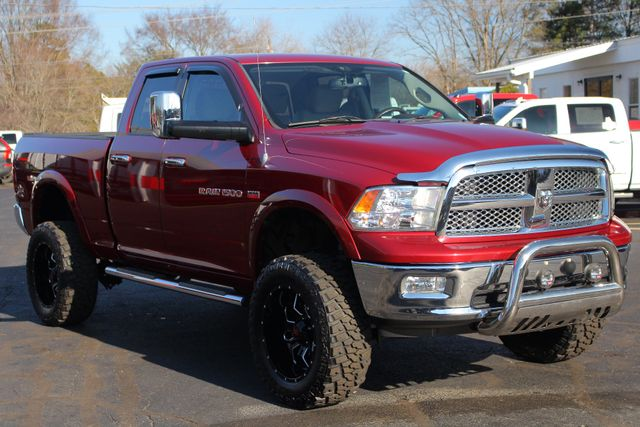 2011 Ram 1500 Laramie Quad Cab 4x4 - LIFTED - LOTS OF EXTRA$! Mooresville , NC 20