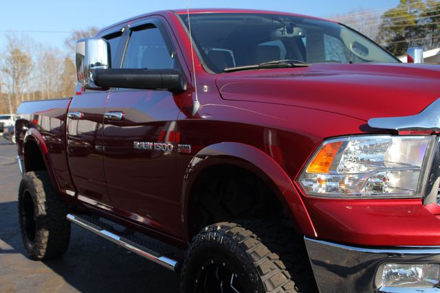 2011 Ram 1500 Laramie Quad Cab 4x4 - LIFTED - LOTS OF EXTRA$! Mooresville , NC 24