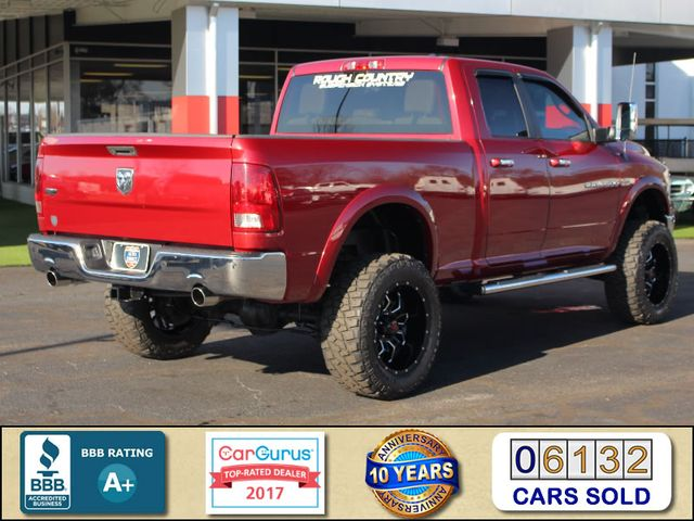 2011 Ram 1500 Laramie Quad Cab 4x4 - LIFTED - LOTS OF EXTRA$! Mooresville , NC 2