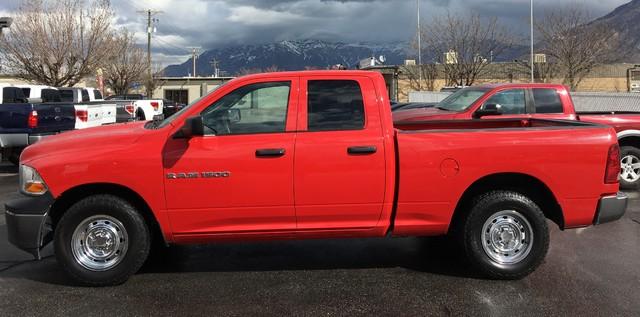 2011 Ram 1500 ST Ogden, Utah 0