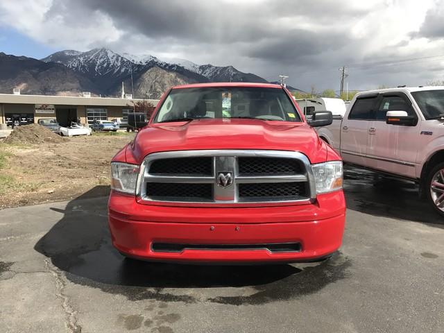 2011 Ram 1500 ST Ogden, Utah 2