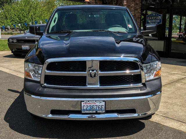 2011 Ram 1500 ST The CARFAX Buy Back Guarantee that comes with this vehicle means that you can buy