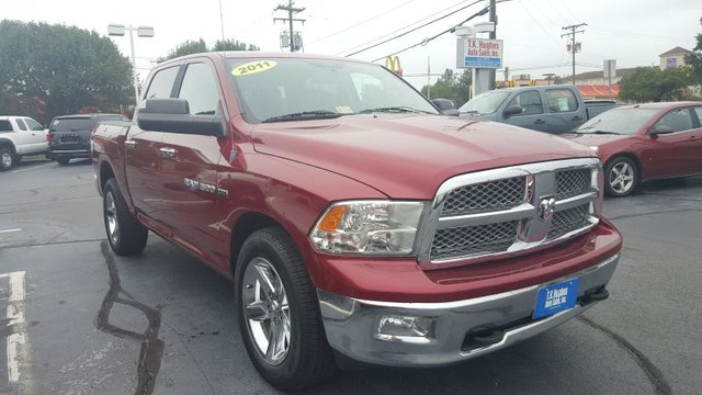 2011 Ram 1500 Big Horn Richmond, Virginia 2