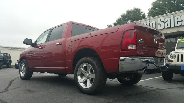 2011 Ram 1500 Big Horn Richmond, Virginia 5