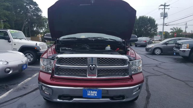 2011 Ram 1500 Big Horn Richmond, Virginia 6