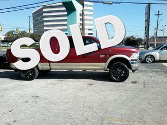 2011 Ram 2500 6.7L  DIESEL  Laramie 4x4  MEGA CAB San Antonio, Texas