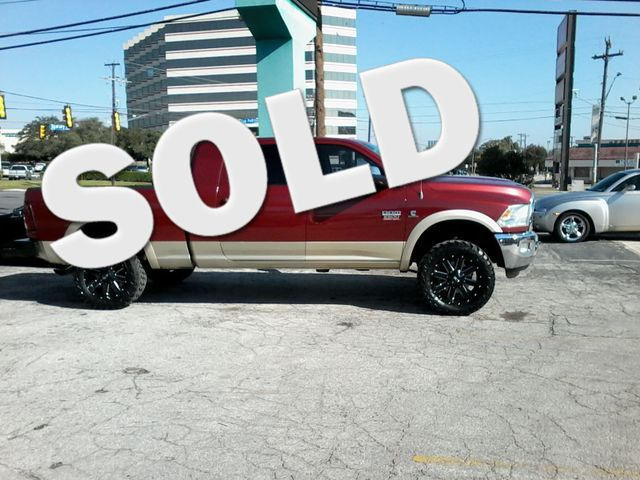 2011 Ram 2500 6.7L  DIESEL  Laramie 4x4  MEGA CAB San Antonio, Texas 0