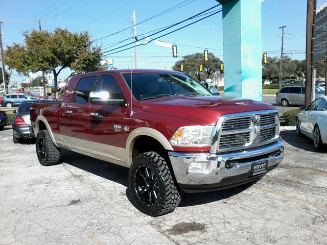 2011 Ram 2500 6.7L  DIESEL  Laramie 4x4  MEGA CAB San Antonio, Texas 1
