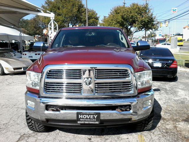 2011 Ram 2500 6.7L  DIESEL  Laramie 4x4  MEGA CAB San Antonio, Texas 2