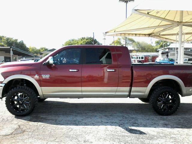 2011 Ram 2500 6.7L  DIESEL  Laramie 4x4  MEGA CAB San Antonio, Texas 4