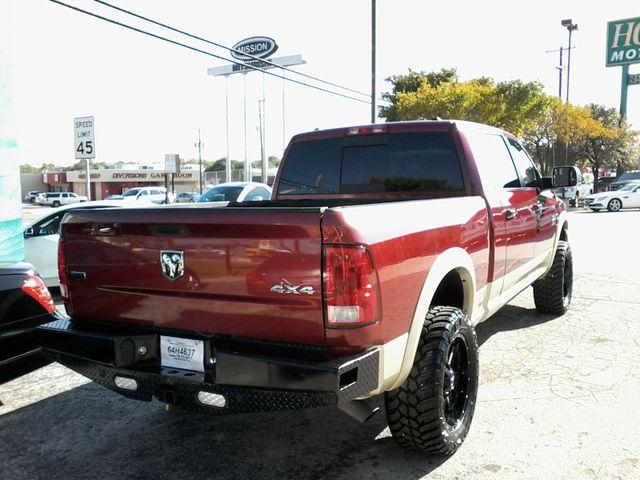 2011 Ram 2500 6.7L  DIESEL  Laramie 4x4  MEGA CAB San Antonio, Texas 7