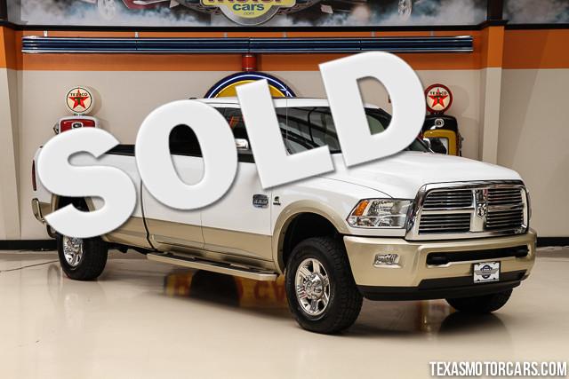 2011 Ram 2500 Laramie Longhorn Edition This Carfax 1-Owner 2011 Ram 2500 Laramie Longhorn Edition
