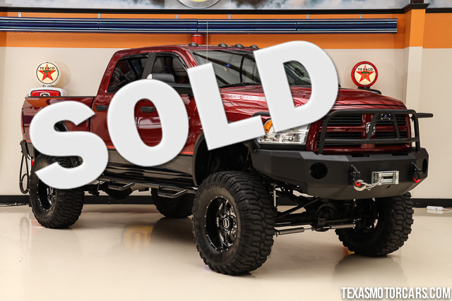 2011 Ram 2500 Power Wagon This 2011 Ram 2500 Power Wagon is in great shape with only 40 520 miles