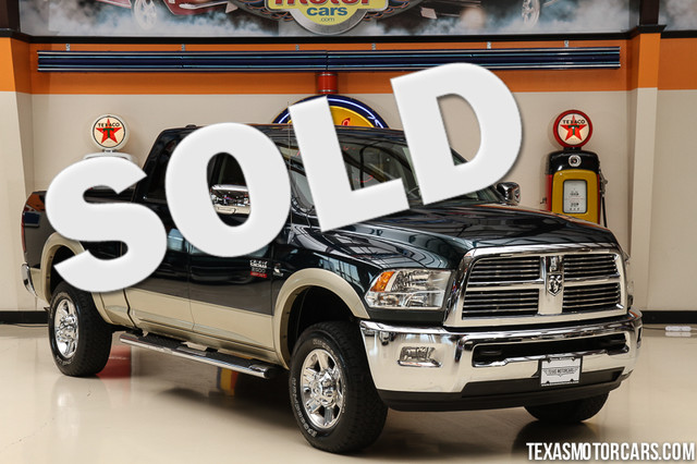 2011 Ram 2500 Laramie 4x4 Financing is available with rates as low as 29 wac Get pre-approved