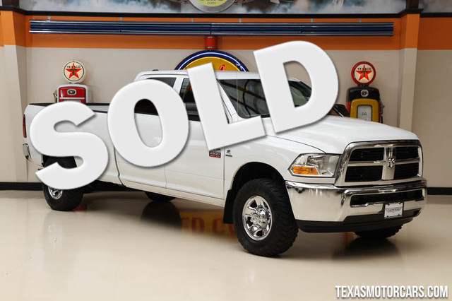 2011 Ram 2500 ST This Carfax 1-Owner 2011 Ram 2500 ST is in great shape with only 116 981 miles