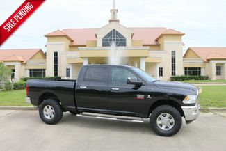 2011 Ram Dodge 2500 Crew Cab Slt Big Horn 4wd 6.7 DIESEL BUCKETS NAVI LEVELED 35S TWO OWNER  CARFAX SERVICED DETAILED READY TO GEAUX | Baton Rouge , Louisiana | Saia Auto Consultants LLC-[ 2 ]