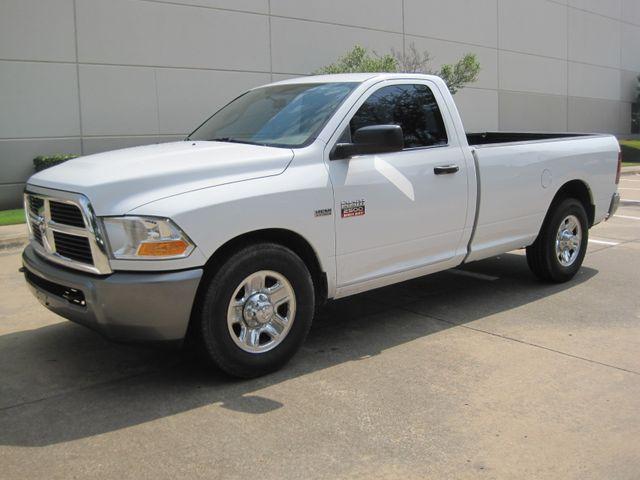 2011 Ram 2500 ST LWB, Hemi,  Super clean, Low Miles Plano, Texas 4