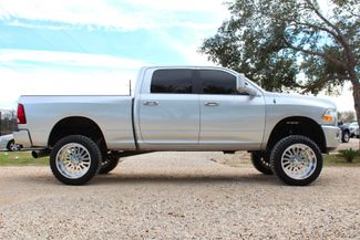 2011 Ram 2500 SLT Crew Cab 4X4 6.7L Cummins Diesel Auto LIFTED Sealy, Texas 12